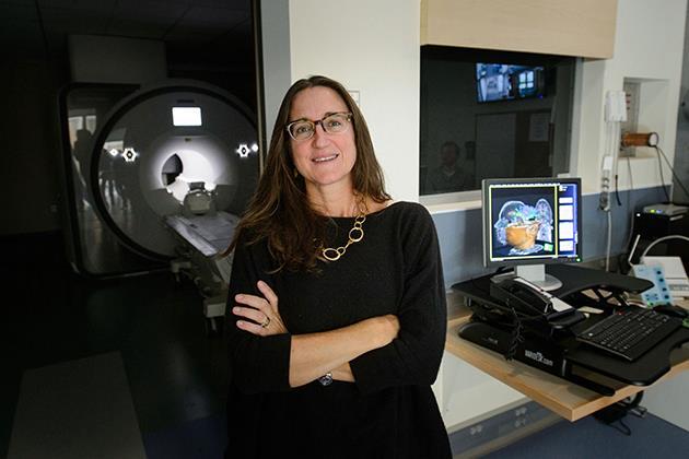 Dr. Eigsti at BIRC MRI